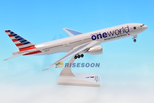 美國航空 American Airlines ( one world ) / B777-200 / 1:200