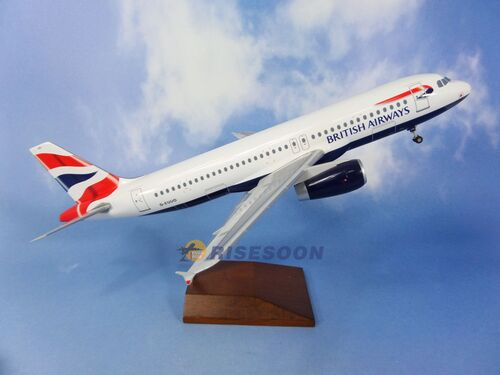 英國航空 British Airways/ A320 / 1:100  |AIRBUS|A320