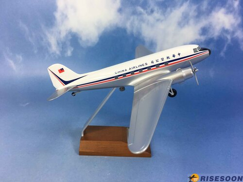 中華航空 China Airlines / DC-3 / 1:80