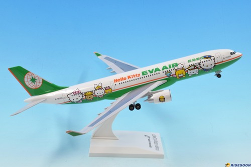 長榮航空 EVA AIR ( Hello Kitty ) / A330-200 / 1:200  |AIRBUS|A330-200