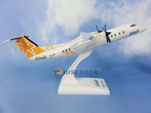 加勒比海星航 Caribbean Star Airlines / Dash 8-300 / 1:100