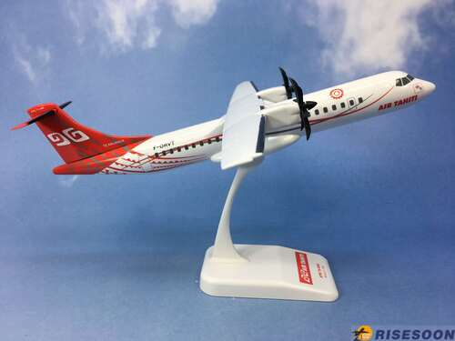 大溪地航空 AIR  TAHITI / ATR72-600 / 1:100  |現貨專區|Other