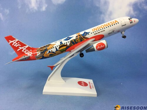 亞洲航空公司 Air Asia ( INDONESIA ) / A320  / 1:150