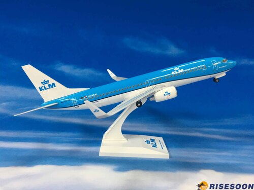 荷蘭皇家航空 KLM Royal Dutch Airlines / B737-800 / 1:130