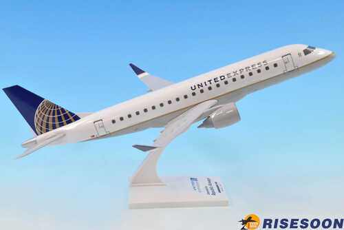 聯合航空 United Airlines / EMB-175 / 1:100