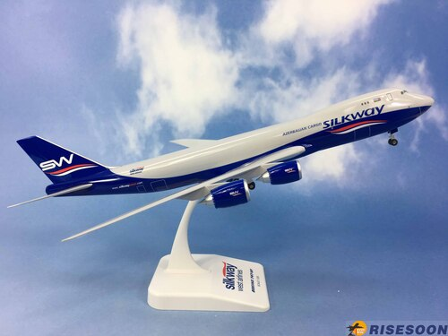 絲路航空 Silk Way Airlines / B747-8F / 1:200