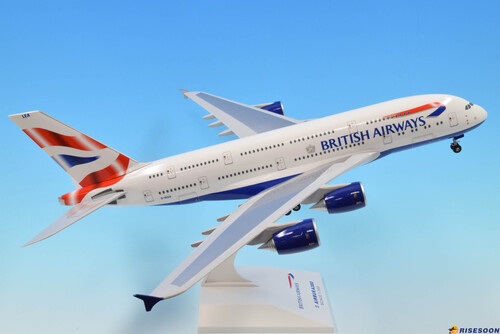 英國航空 British Airways / A380-800 / 1:200