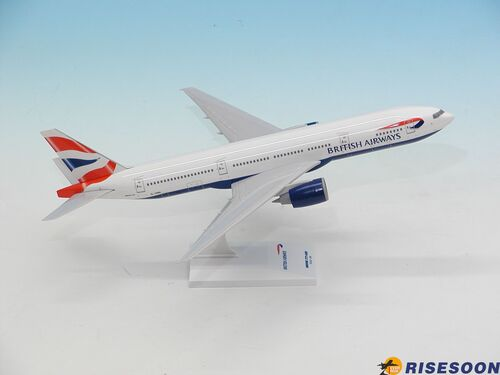 英國航空 British Airways / B777-200 / 1:200