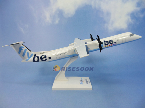 弗萊比航空 Flybe / Dash 8-400 / 1:100  |BOMBARDIER|Dash 8-400