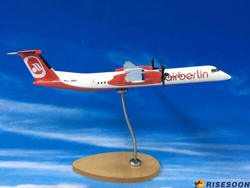 柏林航空 air berlin / Dash 8-400 / 1:100  |現貨專區|Other