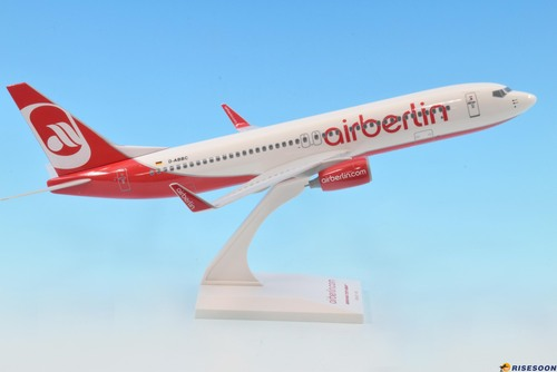 柏林航空 Air Berlin / B737-800 / 1:130  |BOEING|B737-800