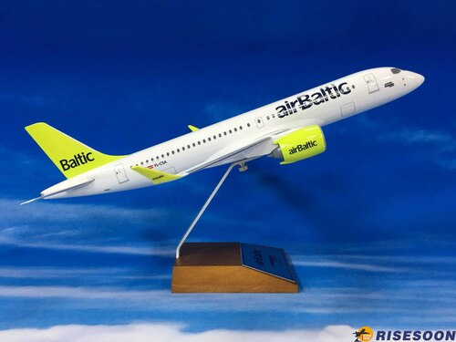 波羅的海航空 Air Baltic / CS-300 / 1:100