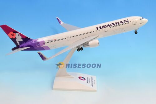 夏威夷航空 Hawaiian Airlines / B767-300 / 1:150  |BOEING|B767-300