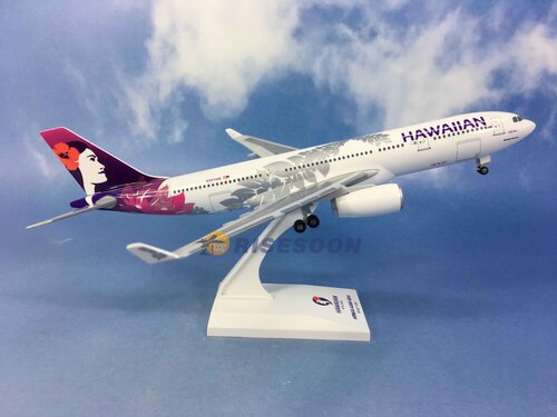 夏威夷航空 Hawaiian Airlines / A330-200 / 1:200