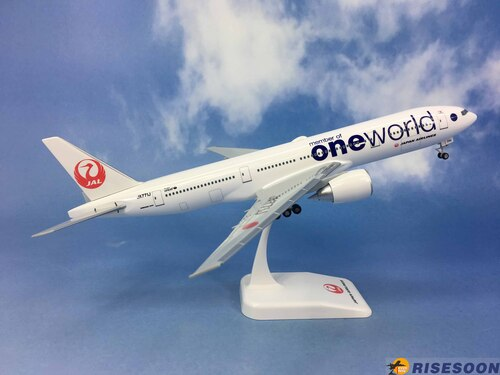 日本航空 Japan Airlines ( one world ) / B777-200 / 1:200