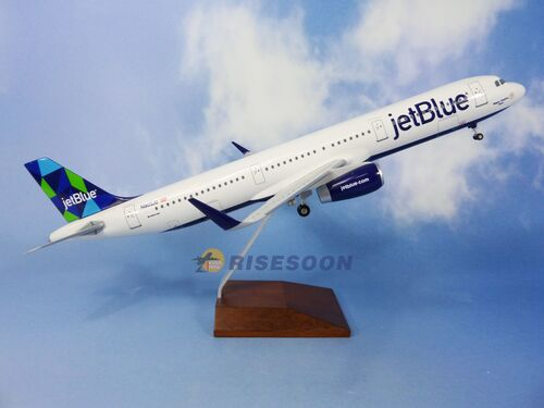 捷藍航空 Jetblue Airways / A321 / 1:100  |AIRBUS|A321