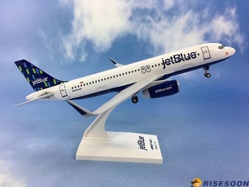 捷藍航空 Jetblue Airways ( High Rise高樓 ) / A320 / 1:150