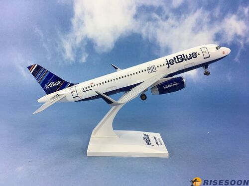 捷藍航空 Jetblue Airways ( Barcode條碼機 ) / A320 / 1:150