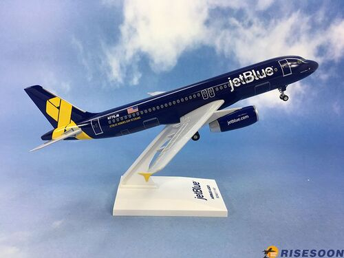捷藍航空 Jetblue Airways ( Veterans老兵 ) / A320 / 1:150