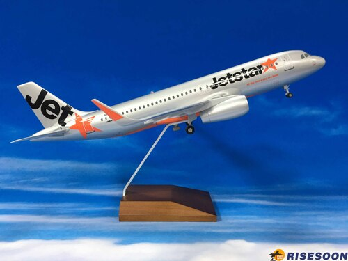 捷星航空 Jetstar Airways / A320 / 1:100  |AIRBUS|A320