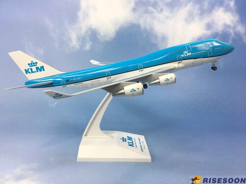 荷蘭皇家航空 KLM Royal Dutch Airlines / B747-400 / 1:200