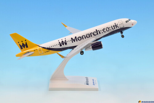 君主航空公司 Monarch Airlines / A320 / 1:150