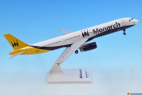 君主航空公司 Monarch Airlines / A321 / 1:150