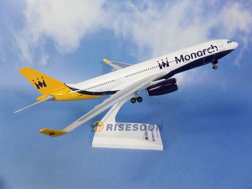君主航空公司 Monarch Airlines / A330-200 / 1:200
