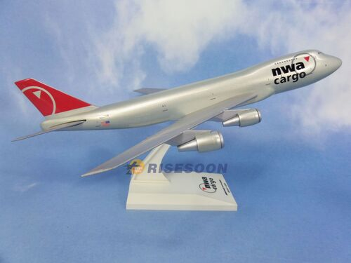 西北航空 Northwest Airlines / B747-200 / 1:250