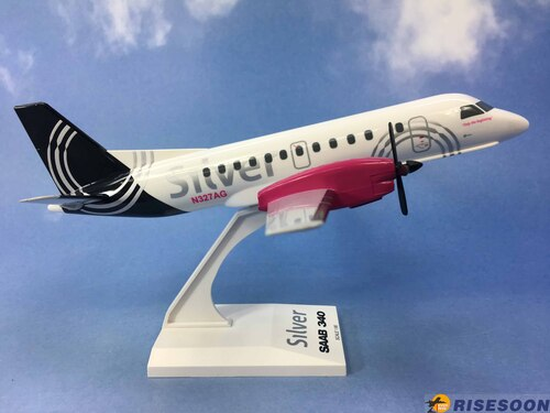 銀色航空 Silver Airways / SAAB340 / 1:80  |現貨專區|Other