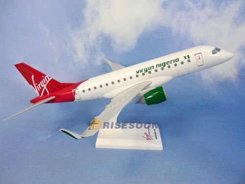 Virgin Nigeria Airways / EMB-170 / 1:100