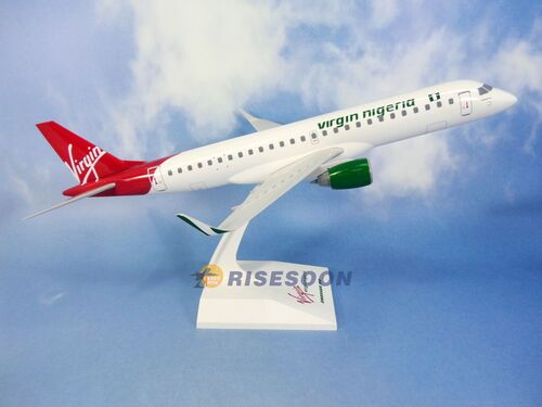 Virgin Nigeria Airways / EMB-190 / 1:100